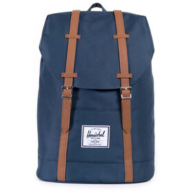 Herschel Retreat Mochila 19,5l, navy/tan